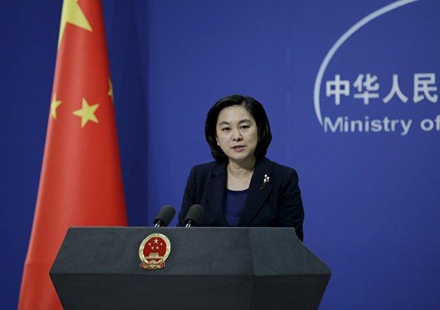 """中国外交部:部署""""萨德""""问题上中国的安全利益必须得到尊重"""
