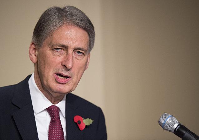 英国外交大臣称朝鲜氢弹试验是挑衅行为
