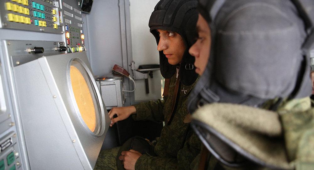 俄后贝加尔边疆区举行防空演练 完成导弹无线电遥控发射
