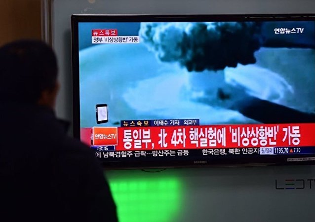 媒体:若美放弃与韩军演,朝愿停止核试验