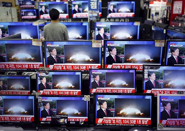 德国外交部将就氢弹试爆声明传召朝鲜大使