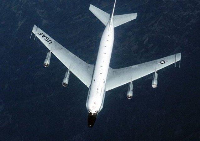 美国空军侦察机RC-135