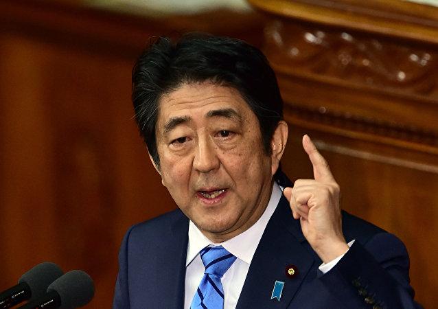 媒体:日首相暗示或修改和平宪法