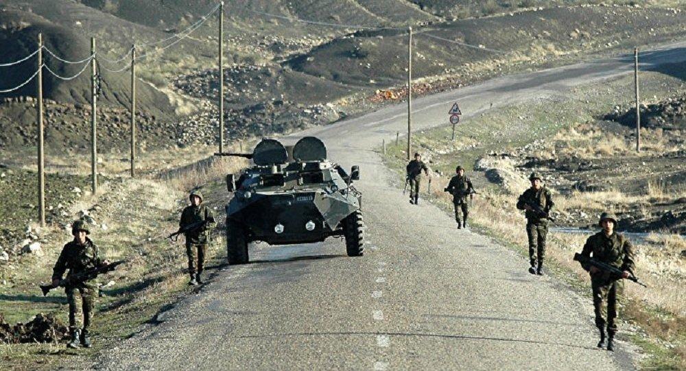土耳其武装部队