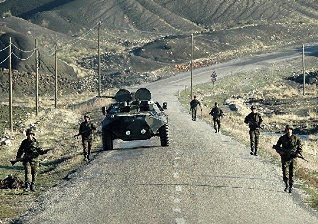 媒体:美在土耳其打击库尔德人行动开始前一小时得到通知