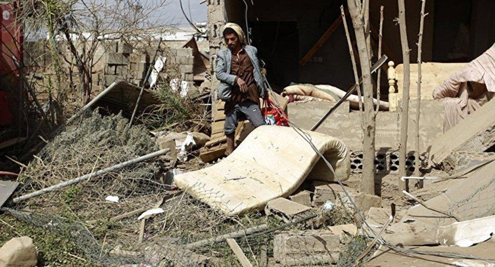 伊朗宣称沙特空袭伊驻也门使馆