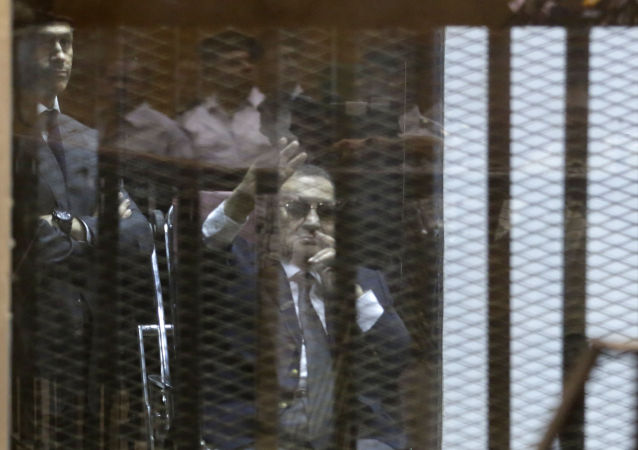埃及上诉法院就2011年杀害示威者案终审判决前总统穆巴拉克无罪