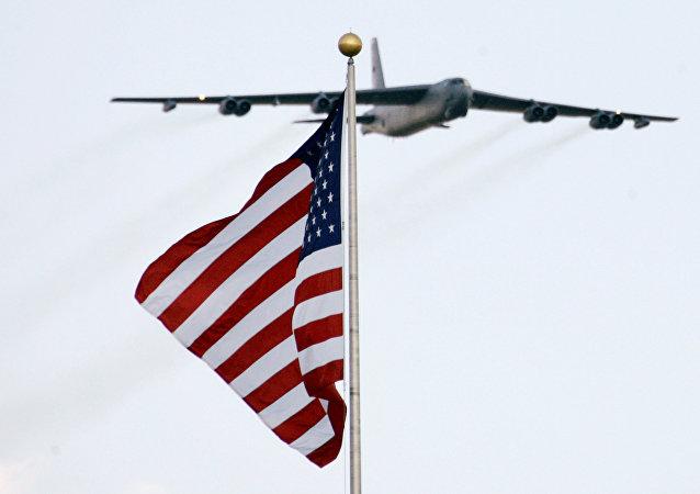 通讯社:美国向韩国派出B-52轰炸机