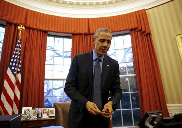 白宫:美国总统不会公开支持候选人