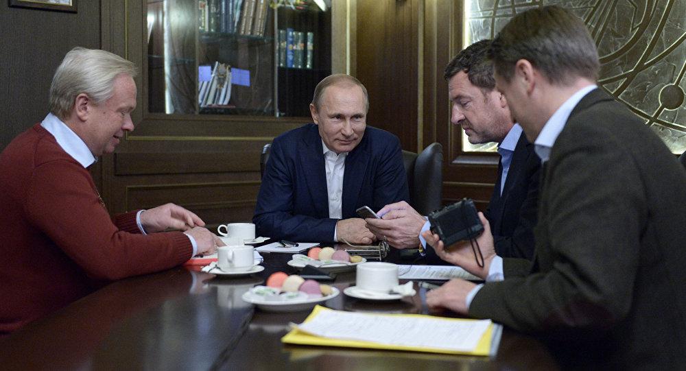 普京:如北约不谋求称霸 欧洲危机本不会如此尖锐