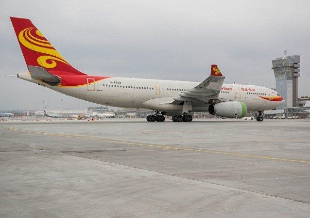 中国外交部:中方已成功进行永暑礁新建机场校验试飞