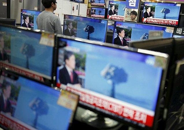 媒体:朝鲜称其核计划是半岛稳定所需