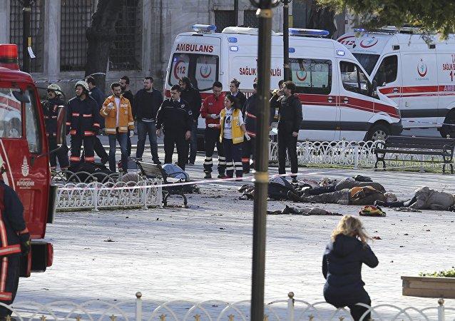 伊斯坦布尔爆炸