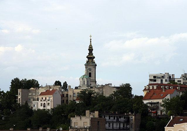 俄副总理:强大的军事联盟将保护塞尔维亚免遭任何侵略者