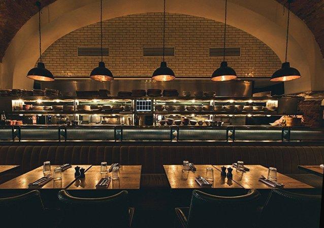 Jamie's Italian 餐厅