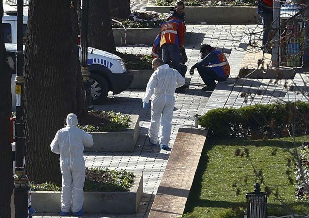 伊斯坦布尔恐怖袭击的10名死者中有9人是德国公民