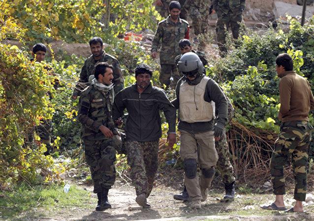 在阿富汗军方未取得重大胜利之前与塔利班的谈判不会成功