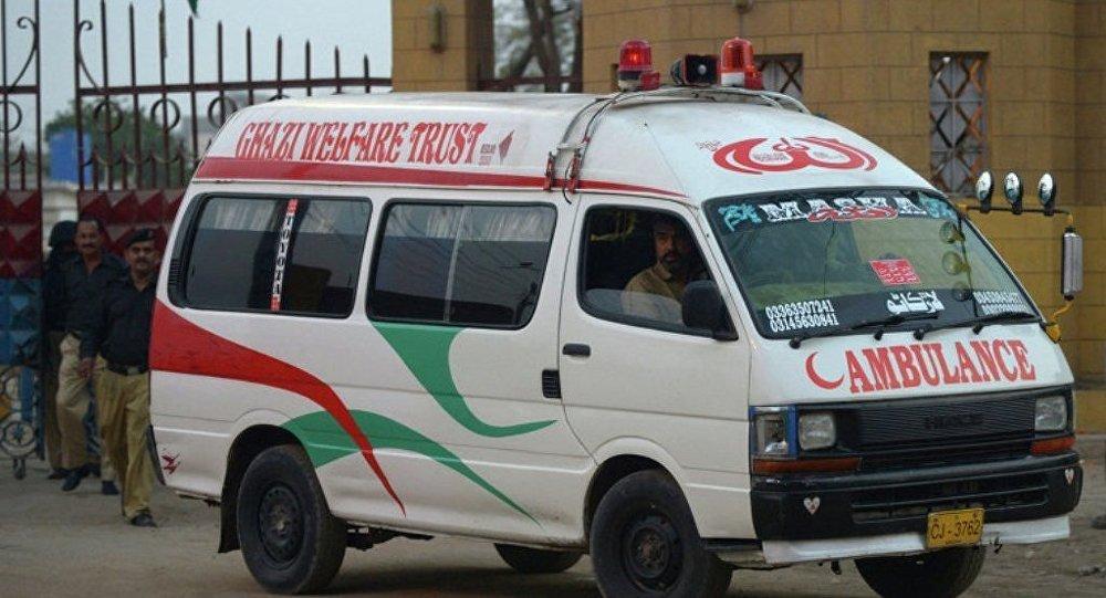 巴基斯坦一宗教学校发生爆炸造成7死70伤