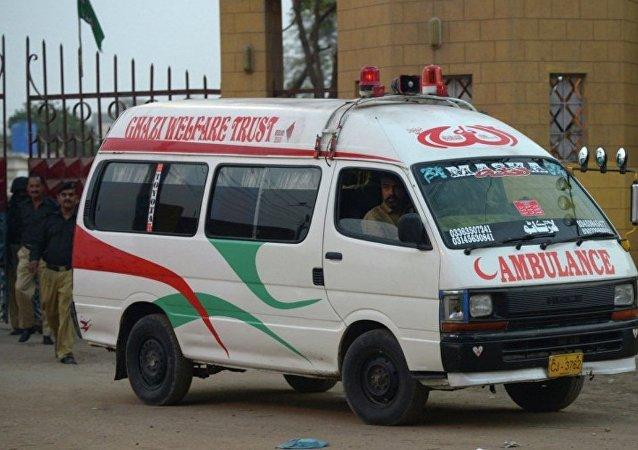 巴基斯坦警察学院遇袭已导致33人死亡