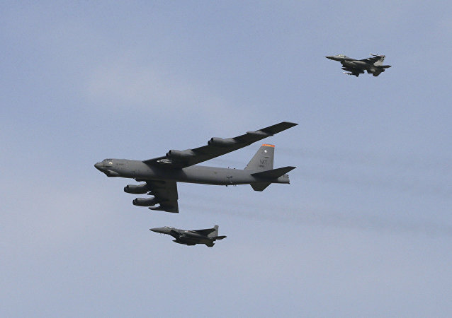 B-52轰炸机/资料图片/