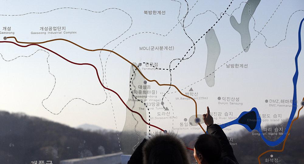 中方正在深入研究从法律上结束朝鲜半岛战争状态