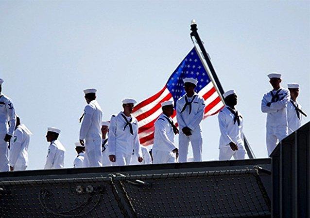 媒体:伊朗已释放误入其领海的美国船员