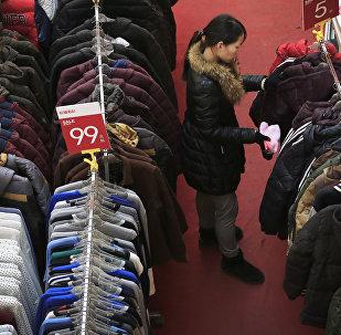 中国国家统计局:上半年中国社会消费品零售总额同比增长10.4%