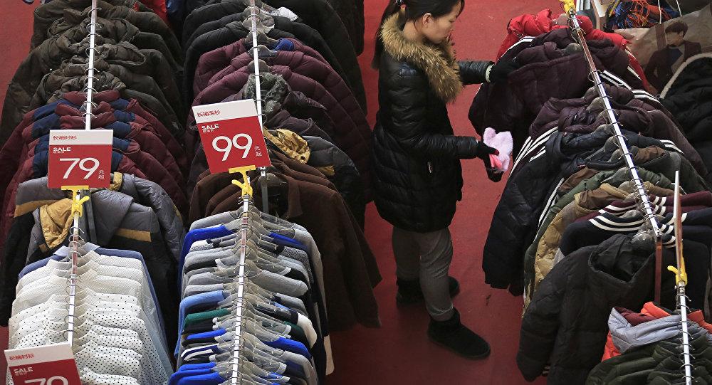 2017年11月份中国居民消费价格同比上涨1.7%