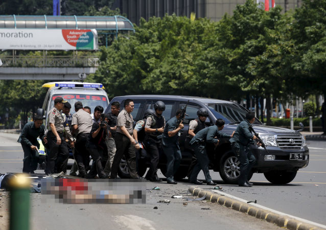 印尼警方:雅加达恐袭的资金来源是叙利亚