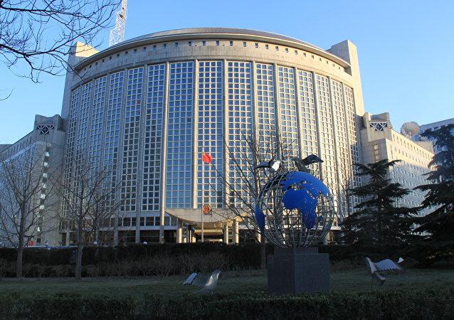 中国外交部:中朝保持正常经贸往来不违反安理会决议