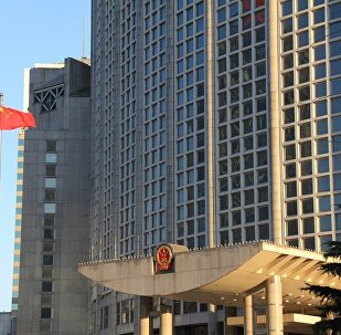 中国外交部:联合国人权高专应尊重中国的司法主权