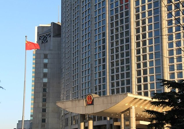 中国外交部:中方对日印正常防务合作不持异议