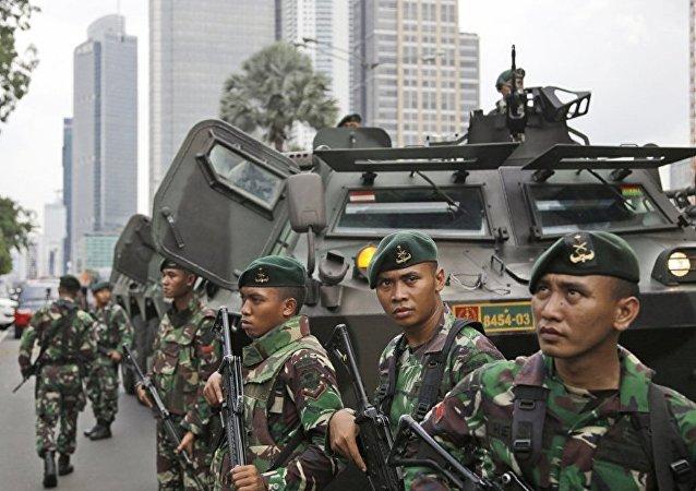 俄外长:俄有意支持印尼在军技合作领域能力