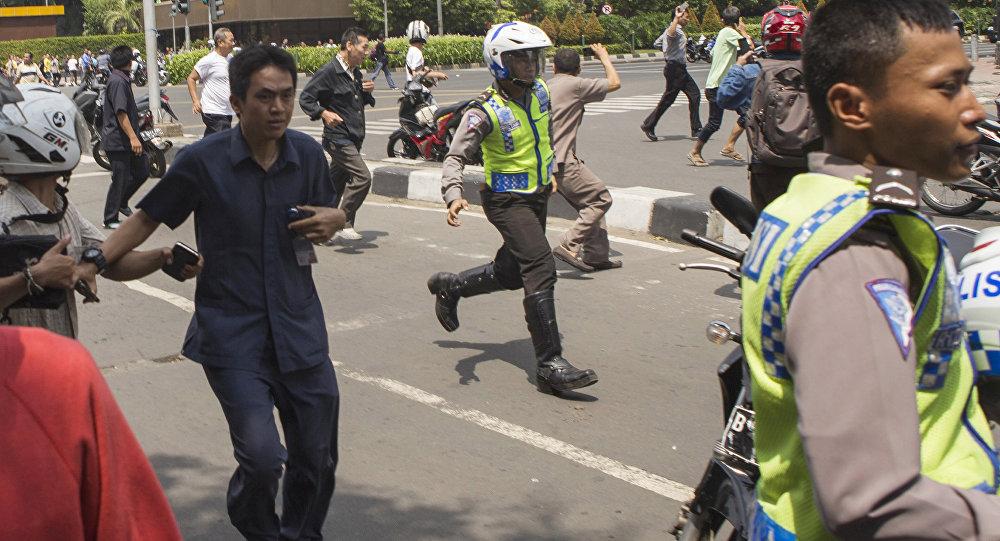 雅加达恐怖袭击