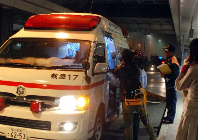 日本急救车(资料图片)