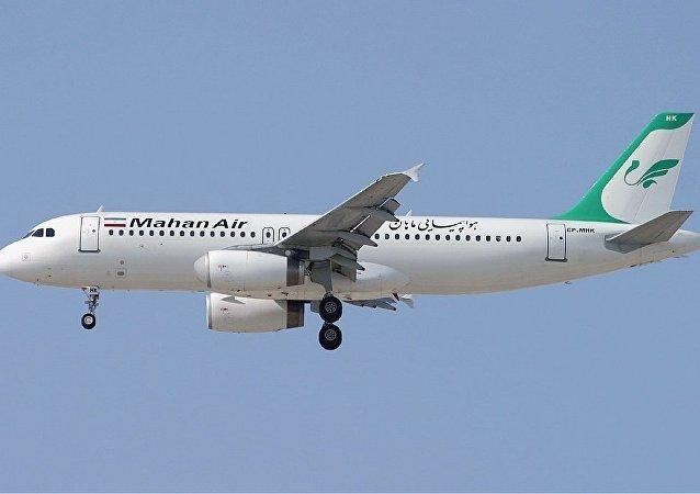 伊朗马汉航空下周开通德黑兰直飞莫斯科航班