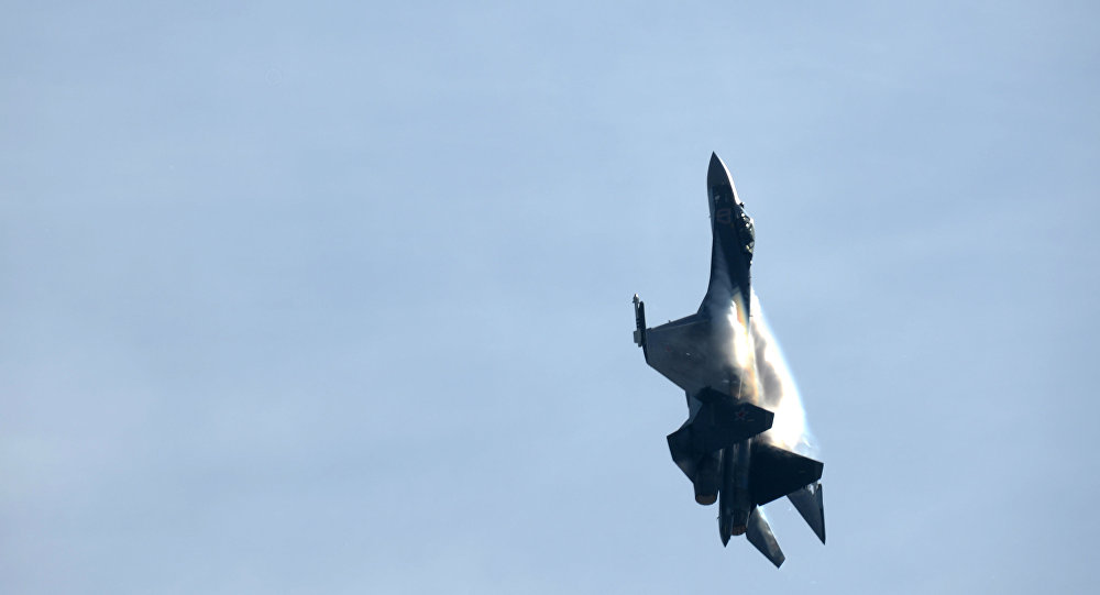 俄方开始执行印尼苏-35战机出口合同