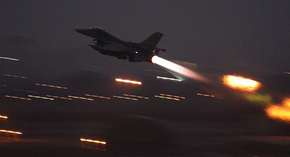 以美为首的国际联军决定重新部署其在叙飞机