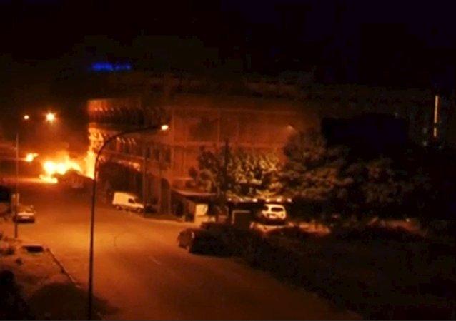 布基纳法索遭袭酒店60余名人质获救 包括一名部长