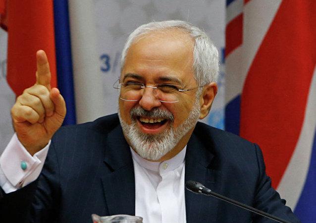 媒体:伊朗外长称对本国的制裁或在16日解除