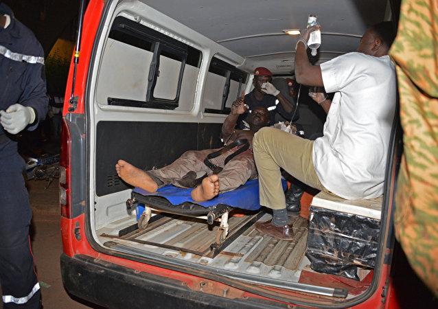 媒体:18国公民在布基纳法索首都袭击事件中丧生