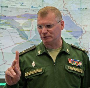 俄国防部:对叙政府控制领土范围内进行打击将会对俄军造成威胁