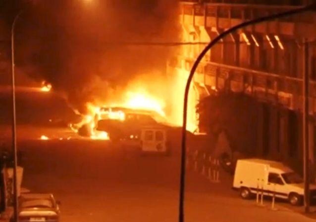 布基纳法索恐怖袭击