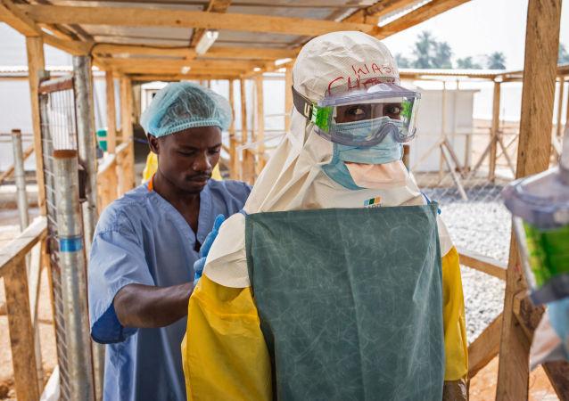 刚果民主共和国当局允许使用埃博拉新疫苗