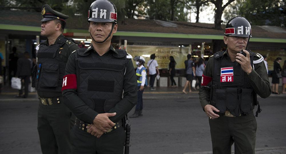 泰国政府计划设立反黑客部门