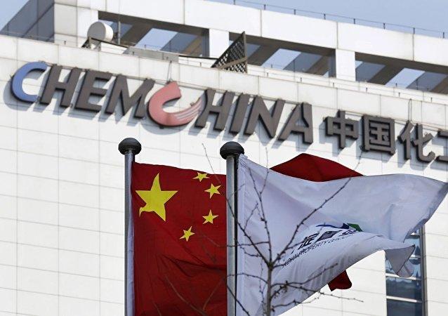 瑞士先正达股东批准中国化工对该公司的并购