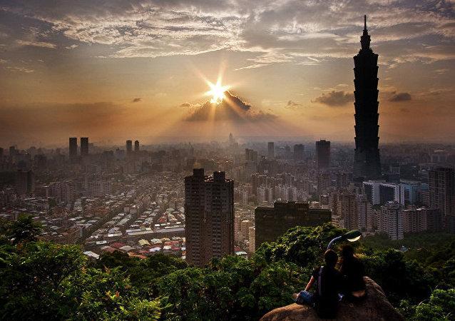 中国外交部表示,台湾问题始终是中美关系最重要问题