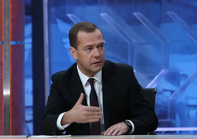 俄总理:政府将继续就反危机计划展开工作 将对其作出调整