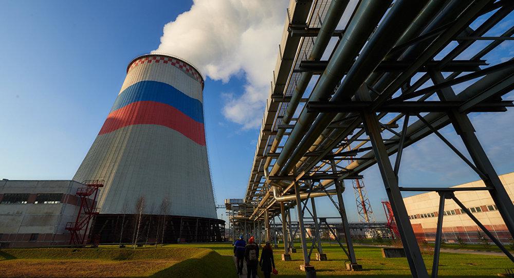 专家:俄中热电站将不早于2018年投入运营