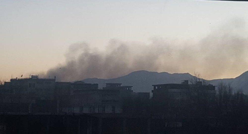 喀布尔爆炸事件造成4人死亡 24人受伤